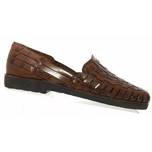 350977d6cbcbe Sunsteps Huarache Hand Woven Leather Sandals